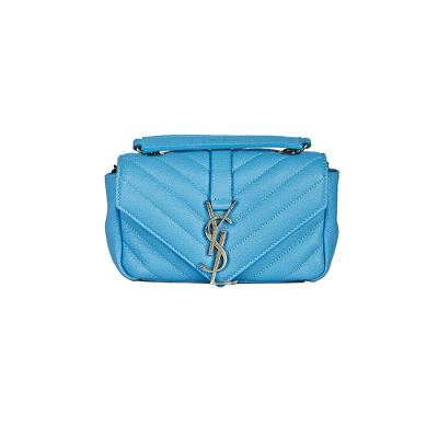 mini shoulder bag sky blue